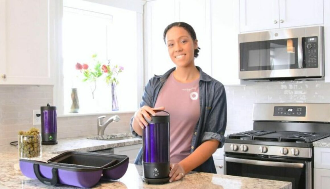 Housebound By COVID-19? Consider Home Cooking – With Cannabis. A New Digital 'Easy-Bake Oven' Can Help