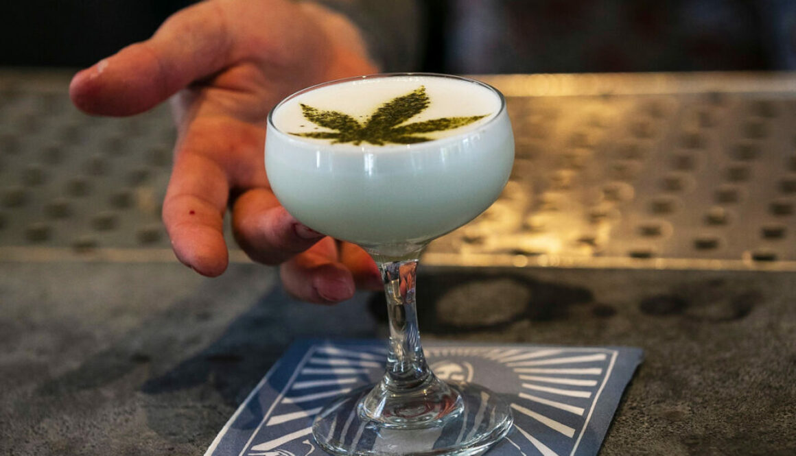 Consume Your Weed: How Cannabis Beverages Finally Took Off