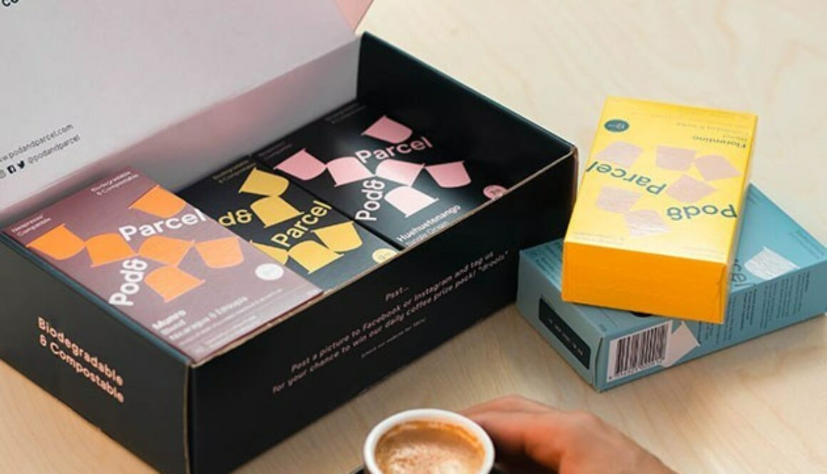 Save the planet with a coffee pod sampler of tasty flavors in eco-friendly, compostable capsules