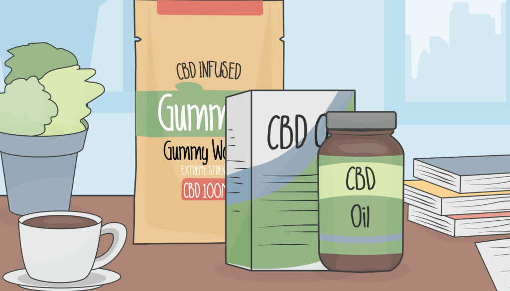 How to Try CBD Oil for the First Time