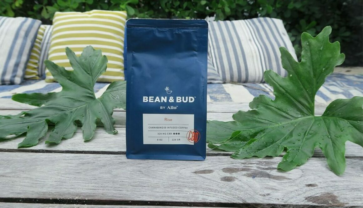 CBD-infused coffee just might be the medicine you require to start your day