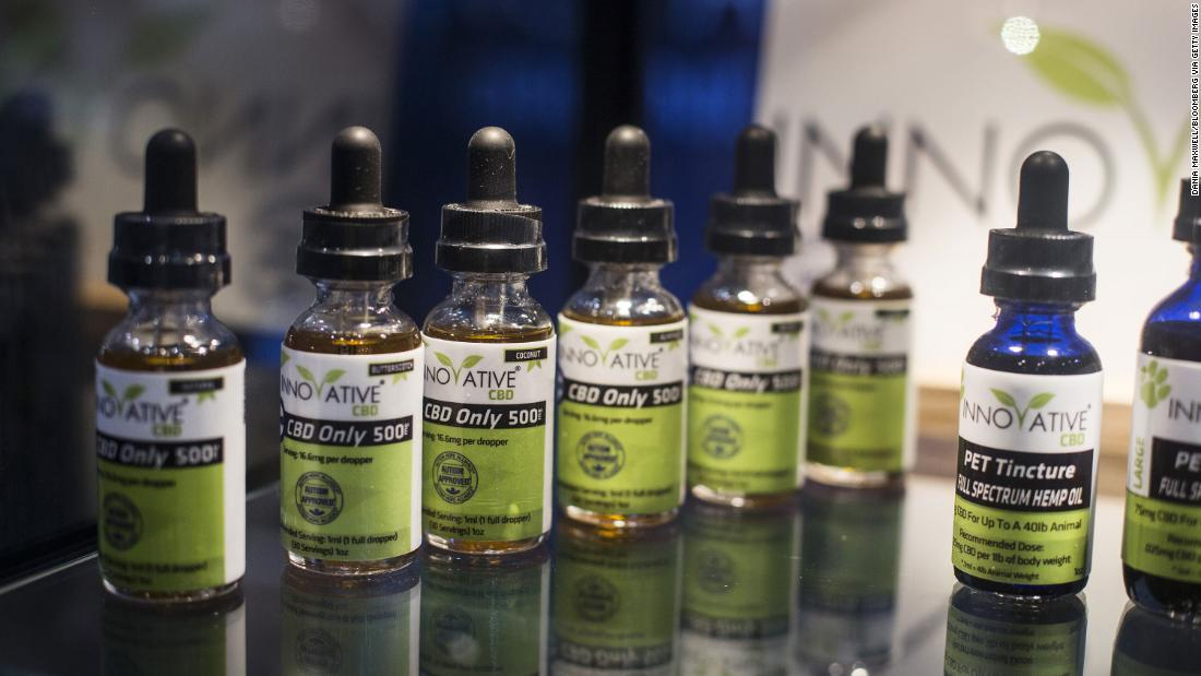 Why CBD items are getting less expensive