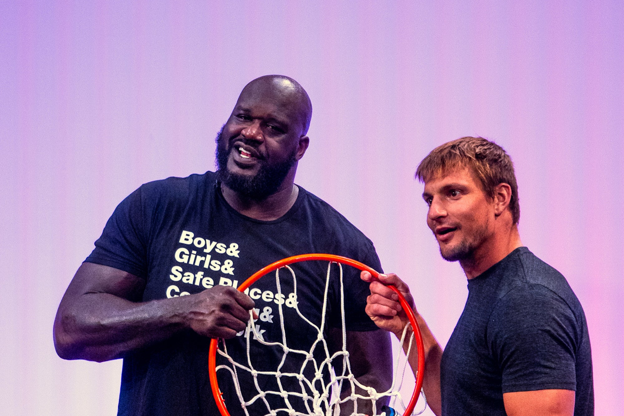Want Millions of Views for Your Virtual Event? Just Add Shaq and Gronk.