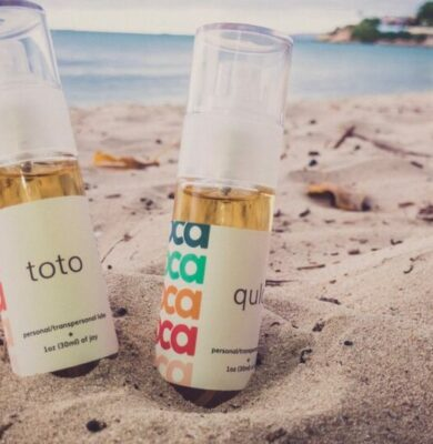 TOCA's TOTO and QULO lubes altered my mind about CBD lube